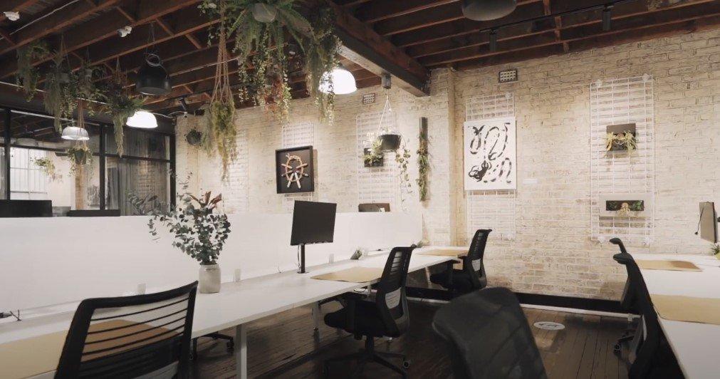 SEED Spaces custom workspaces